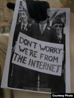 Protesti u Zagrebu protiv ACTA