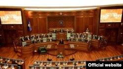 Obraćanje predsednice u Skupštini