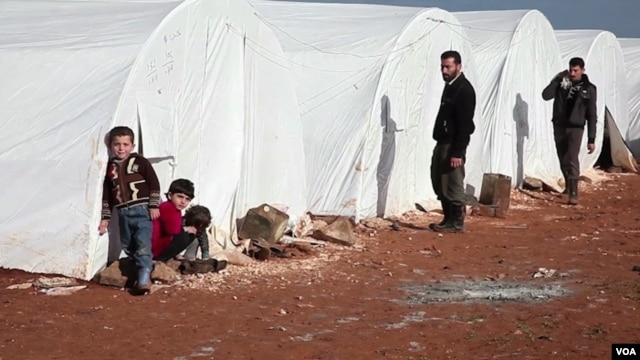 Relief agencies say the fighting in Syria is displacing a growing number of people. Nearly 700,000 are refugees in neighboring countries, and an estimated 2 million are displaced inside Syria.