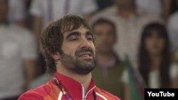 Первые Европейские Игры в Баку. Рафаэль Агаев