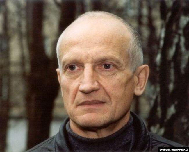 Алесь Разанаў у 2011 годзе