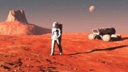 Американцы и Марс