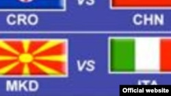 Macedonia - Water polo world championship schedule, Skopje, undated
