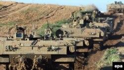 Израильские войска готовы к штурму Газы