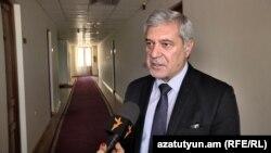 Депутат НС Ованнес Игитян (фракция «Мой шаг»)