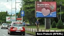 Predizborna kampanja se premješta sa životnih pitanja na teren patriotizma: Kampanja u Crnoj Gori