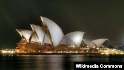 Shtëpia e Operas në Sidnej të Australisë