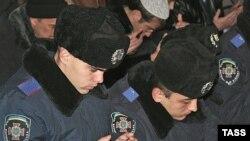 Міліціонери-мусульмани Криму також святкують Курбан-байрам