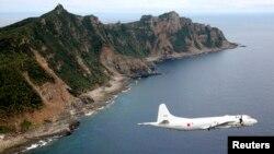 Cпорные острова в Восточно-Китайском море