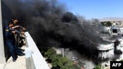 Нападение на консульство Индии в Герате (Афганистан, 23 мая 2014 года)