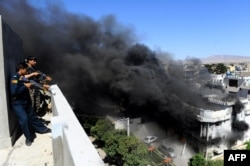 На индийское консульство в афганском городе Герат несколько дней назад было совершено нападение