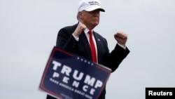 Кандидат на посаду президента США від Республіканської партії Дональд Трамп