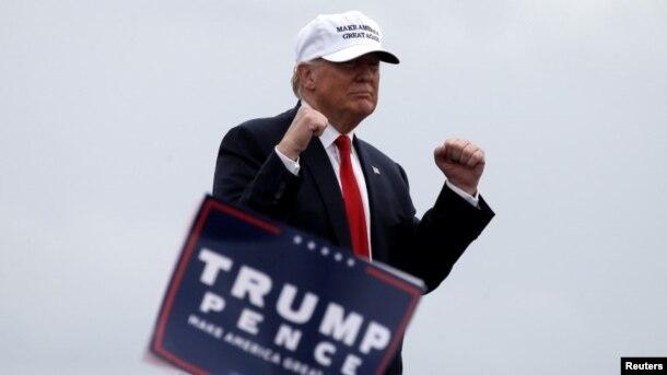 ABŞ prezidentliyinə namizəd Donald Trump