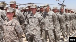 Some 7,000 U.S. Army troops are being deployed to southern Kandahar Province.