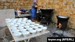 Ифтары по-крымски: как это было до пандемии (фотогалерея)