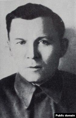 Якім Жылянін. Фота з кнігі І.Клімава «Далекое и близкое»