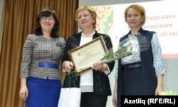 Алсу Шәрипова, Ольга Гроо, Гөлия Мусина
