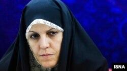 شهیندخت مولاوردی، معاون امور زنان و خانواده ریاست جمهوری ایران