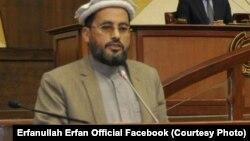عرفان الله عرفان عضو ولسی جرگه افغانستان