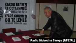 Зоран Ѓорѓиевски од ВМРО-ДПМНЕ. Кандидатите за градоначалник на Куманово.