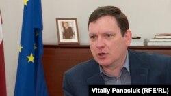Посол Латвійської Республіки в Україні Юріс Пойканс, 2019 Київ