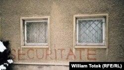 Sediul fostei Stasi din Berlin.