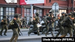 Другий день протистояння демонстрантів і міліції в Мінську, 10 серпня 2020 року