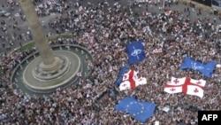 Если все пойдет гладко, то соглашение между Грузией и Европейским союзом о свободной торговле будет подписано и войдет в силу осенью следующего года