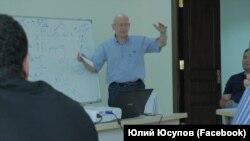 Mustaqil iqtisodchi Yuliy Yusupov