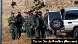 پولیس ونزویلا