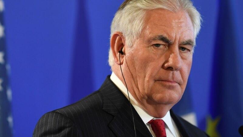 تیلرسون از آمادگی آمریکا برای مذاکره بدون پیش شرط با کره شمالی خبر داد