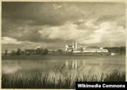 Ян Булгак. Беразьвецкі грэка-каталіцкі манастыр у Глыбокім (1938 год)