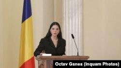 Ana Birchall întreabă de ce nu a ajuns la președintele României demisia lui Marius Iacob