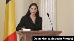 Ana Birchall a dat curs solicitărilor Vioricăi Dăncilă și înăsprește pedepse la faptele de la Caracal
