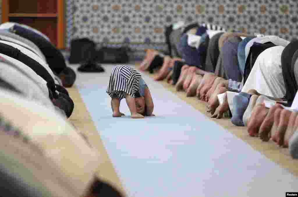 Страссбургта Рамазан аеның беренче көннәре