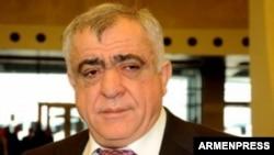 Брат третьего президента Армении Сержа Саргсяна Александр Саргсян