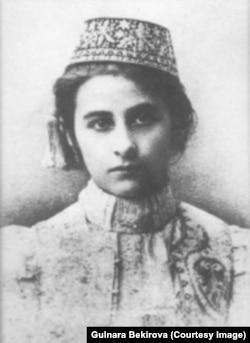 Шефика Гаспринская. Архив автора