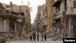 Громадянський конфлікт у Сирії залишив без даху над головою мільйони людей