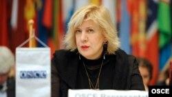 ԵԱՀԿ-ի մամուլի ազատության հարցերով ներկայացուցիչ Դունյա Միյատովիչ