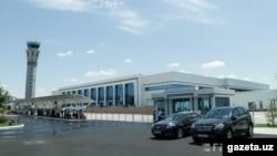 Daşkentiň halkara aeroporty