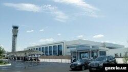 Международный аэропорт Ташкента. Иллюстративное фото.