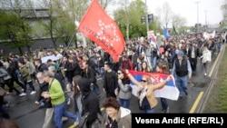 Beograd, 8. april