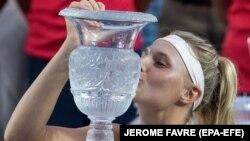 Ястремська піднялась на 66 позицію у рейтингу WTA