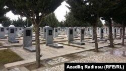 'Şəhidlər Xiyabanı' (arxiv fotosu).
