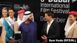 Том Круз на кинофестивале в Дубае. 7 декабря 2011