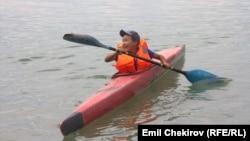 Kyrgyzstan Championship in rowing and canoeing 27 06 2015 Bishkek