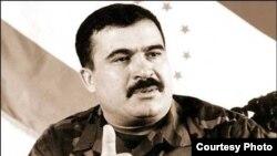 Маҳмуд Худойбердиев.