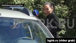 Нападение на журналиста БГТРК