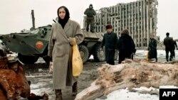 Чеченцы пережили две войны