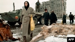 Нохчийчоь -- Оьрсийн эскарша мохк дIалаьцначу муьрехь, Соьлж-ГIала, 1996-чу шеран Iа.